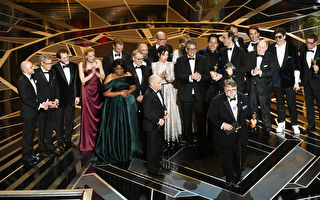 第90届奥斯卡揭晓 加里‧奥德曼获最佳男主角