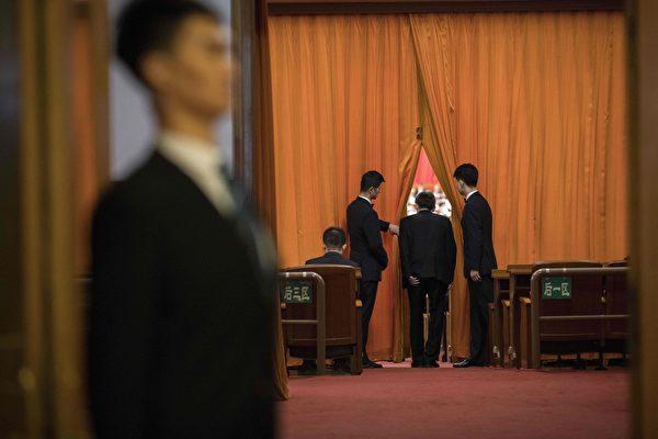 从中共人大主席团排名看高层人事安排