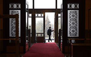 中共公佈國務院機構改革方案。(GREG BAKER/AFP/Getty Images)
