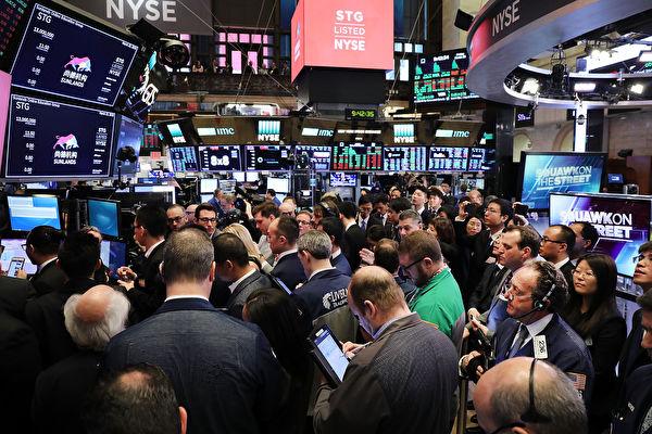 全球股市齐扬 道指大涨669点