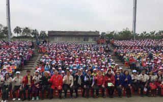 慶祝35童軍節 雲林擴大舉辦全縣童軍大露營