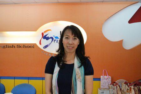 """贝莱登幼儿园园长李琇如表示,平时由老师以活泼的""""洗手歌""""教导学生从小养成良好的卫生习惯,确实督促正确洗手时机。"""