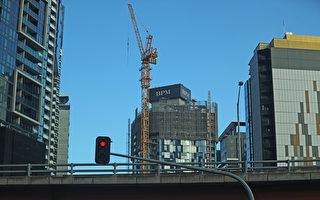 墨爾本年獲批新建住房十年翻番