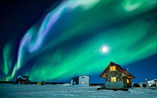 美加民众想肉眼看北极光?最好周末出城观察