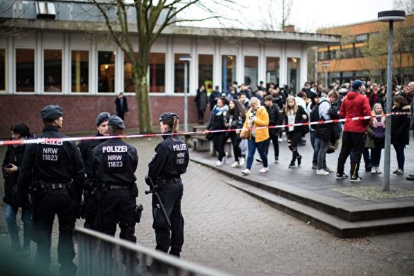 德國校園暴力增加 家長和教師擔憂