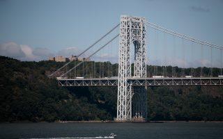 建築師華盛頓橋自殺 遺孀起訴港務局