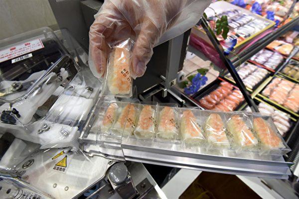 新型透明贴片可测试食品是否变质
