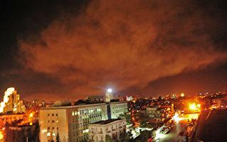敘利亞稱空軍基地再次遭導彈襲擊