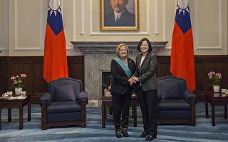 挺台抗共 美外委会前主席:确保台湾是台湾