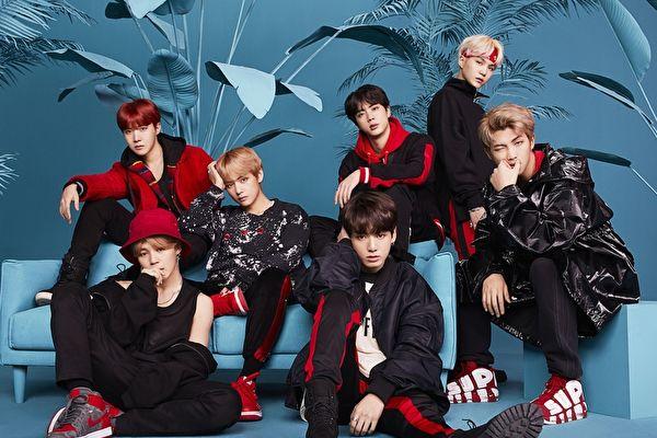 BTS《FACE YOURSELF》連五天占領公信榜冠軍