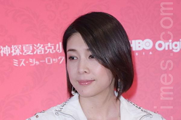 竹内结子诠释福尔摩斯 《通灵少女》导演变粉丝