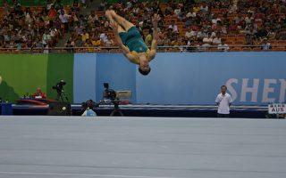 專訪澳洲前體操冠軍Luke Wiwatowski