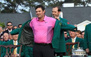 美国高球大师赛 瑞德赢绿夹克 首夺大满贯