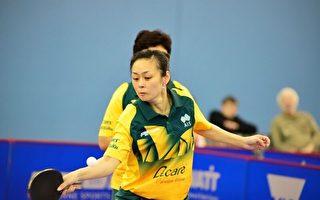 英聯邦運動會 澳洲華裔選手苗苗談女乒現狀