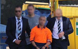 持槍搶劫五次 傷一店員 悉尼男被逮捕歸案