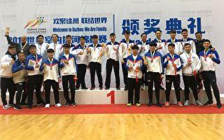 遲來正義!台灣男子拔河隊奪回「失去的金牌」
