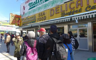 纽约康尼岛移民遗产之旅 华语导游开讲