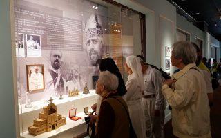 展現神父對偏鄉的愛  科博館法國爸爸特展