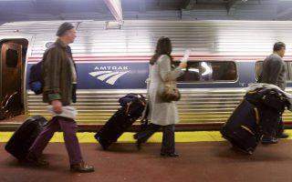 美铁大整修 纽约宾州车站19号轨道重点重建