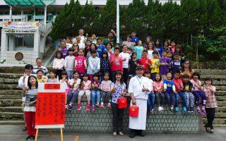 飯店主廚進偏鄉校園 傳承米食文化