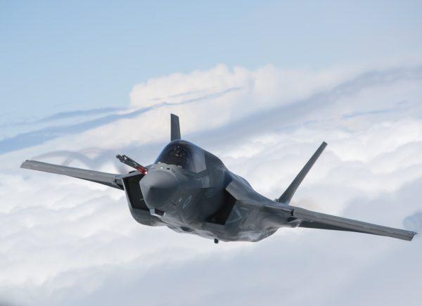 圖為F-35戰機。(Matt Cardy/Getty Images)