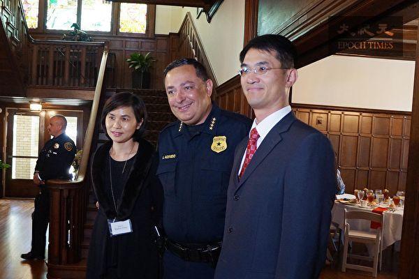 台美官方教育合作 首创警用华语课程