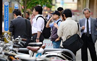 日本奈良新规定:吸烟后45分钟内禁用电梯
