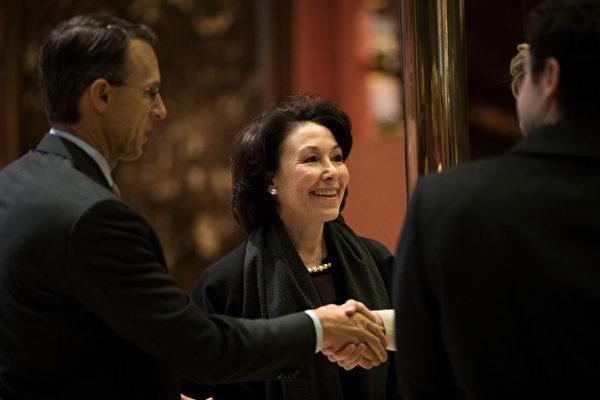 美国五个薪资最高的女性首席执行官