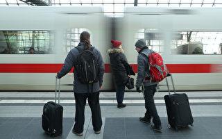 長途旅行免檢票 德國鐵路推便捷服務