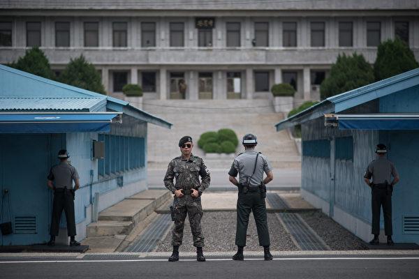 韩朝首脑会谈前夕 传朝鲜人民梦想统一