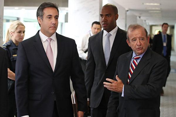 FBI突襲川普私人律師辦公室 查扣通訊資料