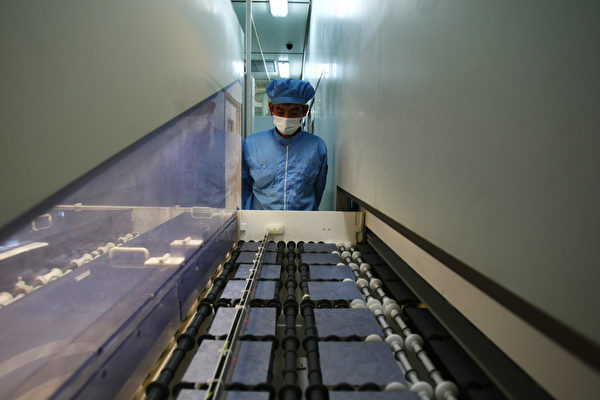 美议员促升级制裁 限售芯片生产设备给中企