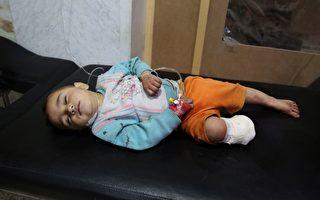 叙民众:美英法空袭是惩罚阿萨德杀戮行为