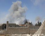 叙平民遭大规模化武攻击 至少数百人死伤