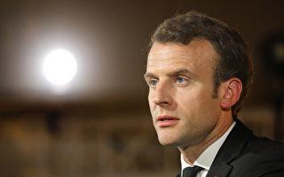 法國總統馬克龍下月將訪問澳洲