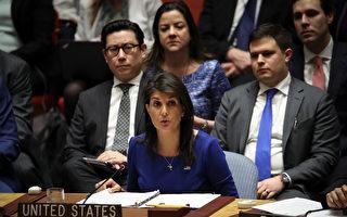 敘利亞化武攻擊 美英法聯手推動聯合國調查