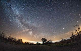 週末最佳天琴座流星雨登場 NASA支招怎麼看