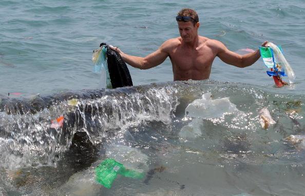 塑料污染有解! 英開發出分解塑料的酵素
