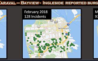 旧金山警方破获入室盗窃案 涉窃300万美元10人落网