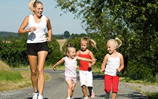 多数幼童活动量不达标 研究结果敲警钟