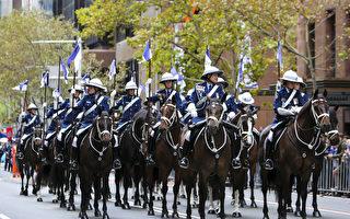 全澳逾十万人参加军团日纪念活动 规模空前