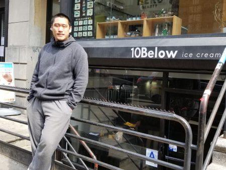 谭威尔森不是学商背景,但在与合伙人的努力下,该店已成为许多外地游客到访纽约的一个采光点。