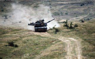 向美购M1A2战车?台国防部长:年底提需求 有助国车国造