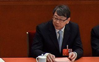 习近平的清华同学陈希再兼任国家行政学院院长。(Etienne Oliveau/Getty Image)