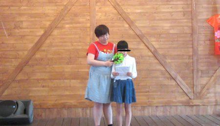 第19届曾获奖的妍妍,相隔两年本届再度获奖。