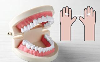 5張圖 看懂牙線正確用法