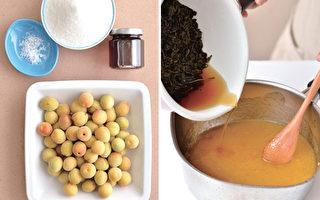 闲时做一坛梅子果酱 配这种茶味道最美
