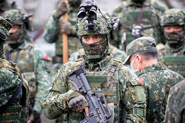 博明:中共對武統台灣非常認真 須嚴肅看待