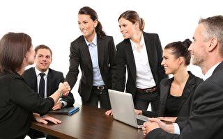 從事房地產行業的年輕女性業績佳