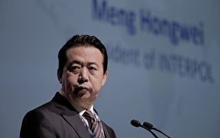 公安部前副部长孟宏伟涉受贿被逮捕